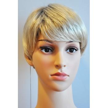 Peruka Krótka Blond Lucy...