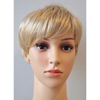 Peruka krótka Złoty Blond...