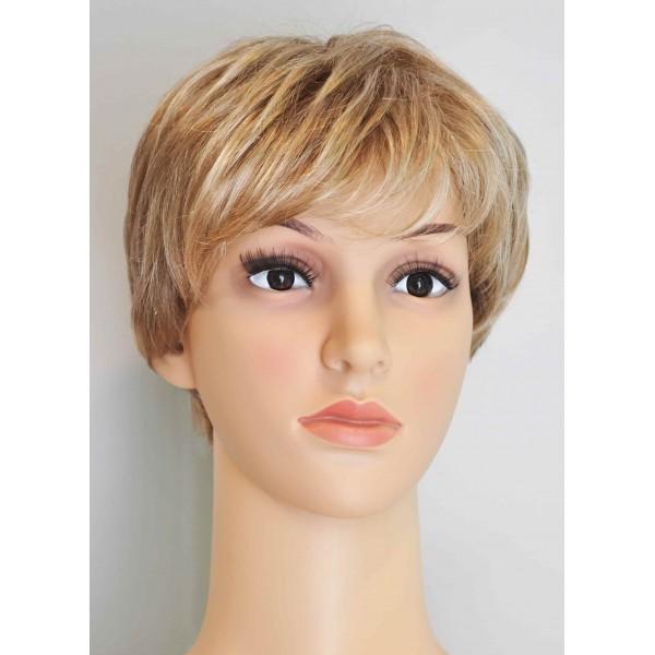 Peruka-blond-krótka-NAH- Joan-12/26T*