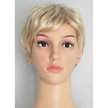 Peruka-krótka-jasny-blond-Joan 23a/25tt*