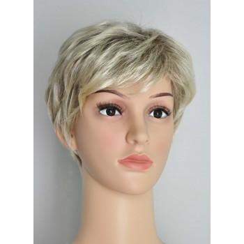 Peruka-krótka-popielaty-blond-NAH-Joan-18/23bt*